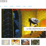 Announcing: The Ultima Codex